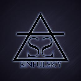 SinfulSky logo