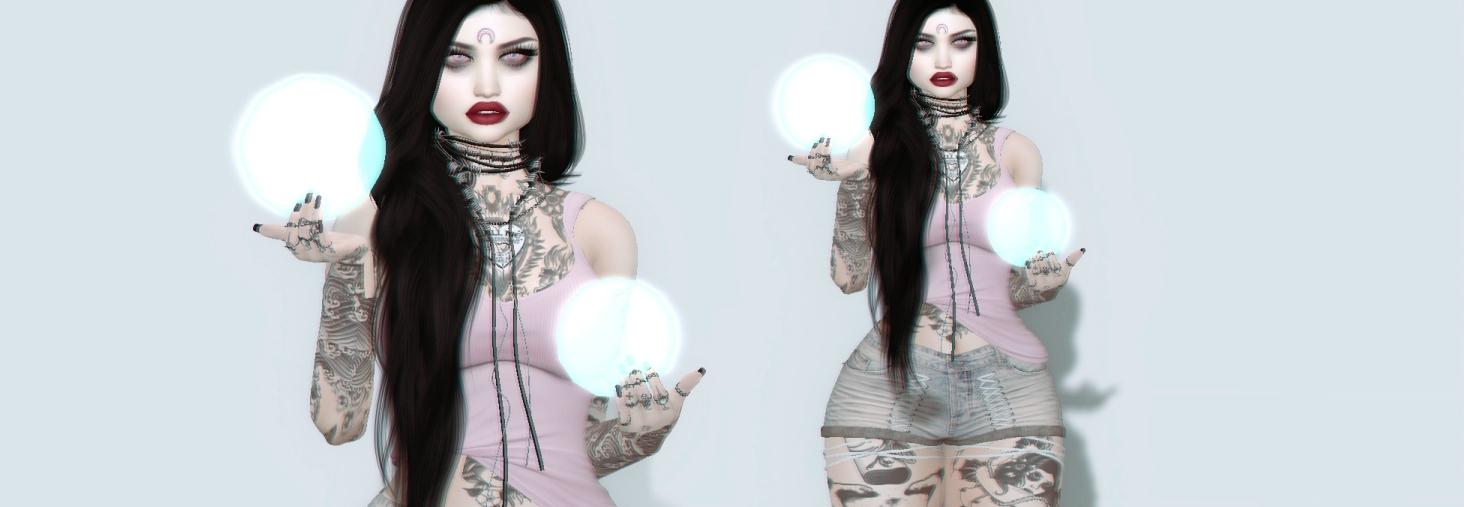 I like sparkly balls