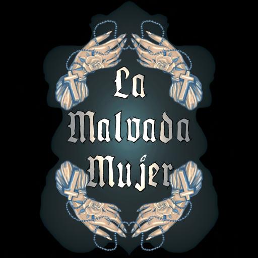 La Malvada Mujer - logo